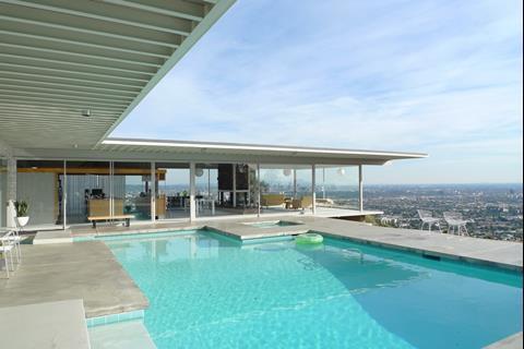 Stahl House, Los Angeles by Pierre Koenig